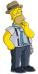 Cool homer Tapped Out