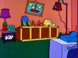Fallen Over Couch couch gag