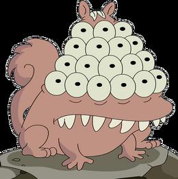 Multi Eyed Squirrel avat0