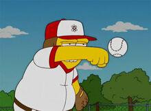 Nelson bola soco beisebol