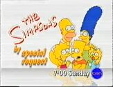 Network Ten - The Simpsons By Request Promo