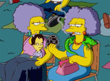 Patty selma parque filmes