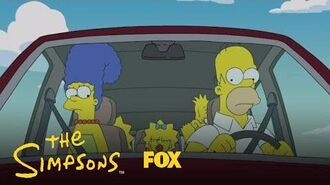The Simpsons Are On A Road Trip Season 30 Ep. 11 THE SIMPSONS