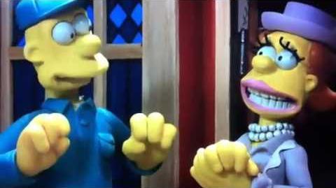 Willis & Crumble - Wallace & Gromit parody