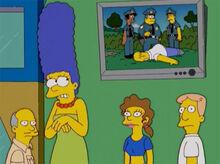 Marge noticia tv pessima mãe