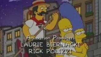 "The Simpsons, season 17, episode 08 ""The Italian Bob"", song ""Immoral"""