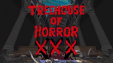 Treehouse of Horror XXX Logo