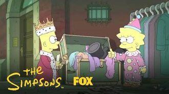 Bart & Lisa Help Gil Season 30 Ep. 7 THE SIMPSONS