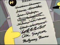 List of Hellfish