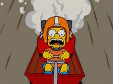 Bart carrinho extintores da escola 2