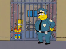 Bart detido