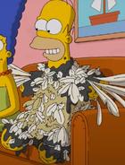 Duck man Homer