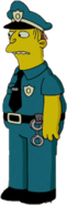 Eddie in The Simpsons Movie