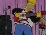 Guns N Homer