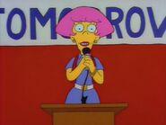 Mr. Lisa Goes to Washington 102