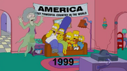 Simpsons 1999