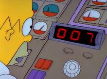 Homer cronômetro mesa 007