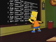 Itchy & Scratchy Land Gag