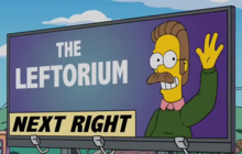 The Leftorium - Next Right