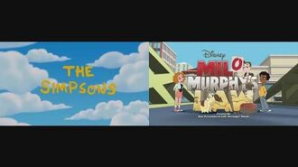 The Simpsons' Law (The Simpsons and Milo Murphy's Law Theme Song Mix)