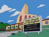 Treehouse of Horror XIV/Gags