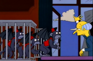 Burns' Flying Monkeys