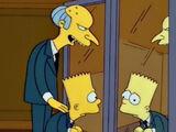 O herdeiro do Sr. Burns
