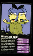 Top Trumps - Conjoined Sherri & Terri THOH card