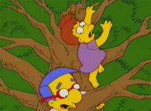 Metanfetamina milhouse árvore