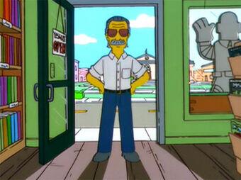 Stan Lee | Wikisimpsons | Fandom