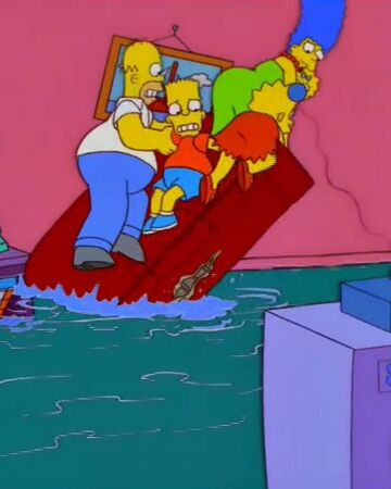 Anic Couch Gag Simpsons Wiki Fandom