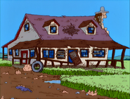 E-I-E-I-(AnnoyedGrunt) OldSimpsonFarmhouse