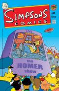 Simpsons Comics 42