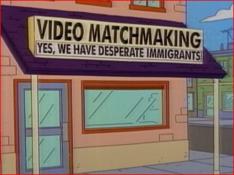 Matchmaking Wikipédia