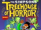 The Simpsons' Treehouse of Horror 21
