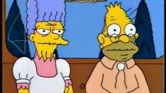 The Simpsons - The Sound Of Grampa El Sonido del Abuelo
