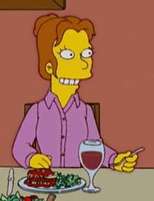 Żona kuzyna Homera