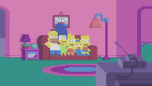 Couch Gag No.346