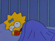 Maggie woken up