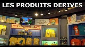 Parlons Simpson 17 Les produits dérivés