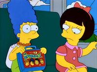Pierwszy dzień szkoły Marge