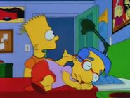 Bart's Friend Falls in Love 92