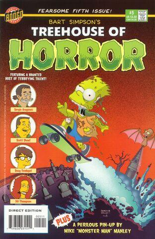 File:Bart Simpson's Treehouse of Horror 5.JPG