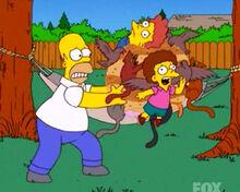 Homer e o doce