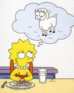 Lisa the Vegetarian - Promo Image 3