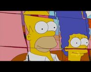 The Spy Who Learned Me Couch Gag - 6