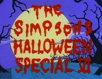 Simpsons Horror Show 6