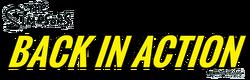 Back in Action logo