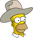 File:Cowboy Homer Icon.png
