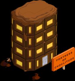 Fortressofchoclitude